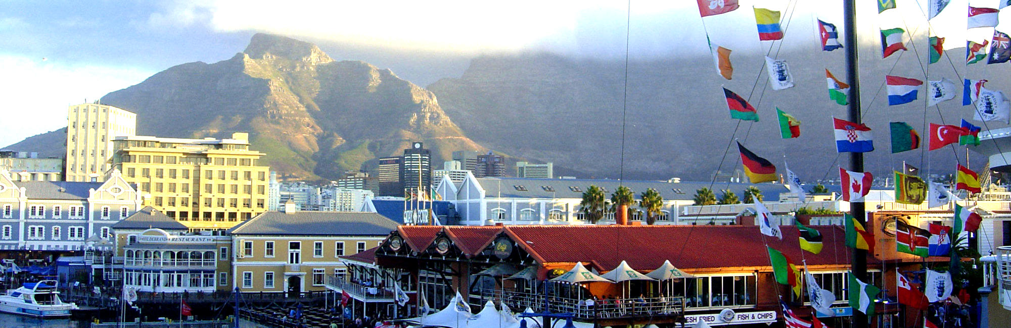 Tourist Information South Africa