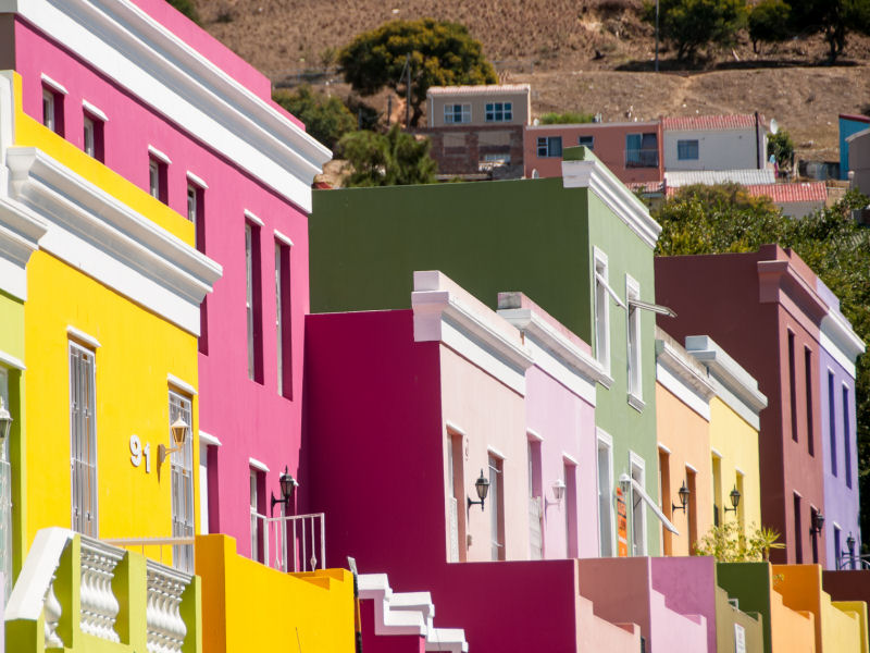 The Bo-Kaap
