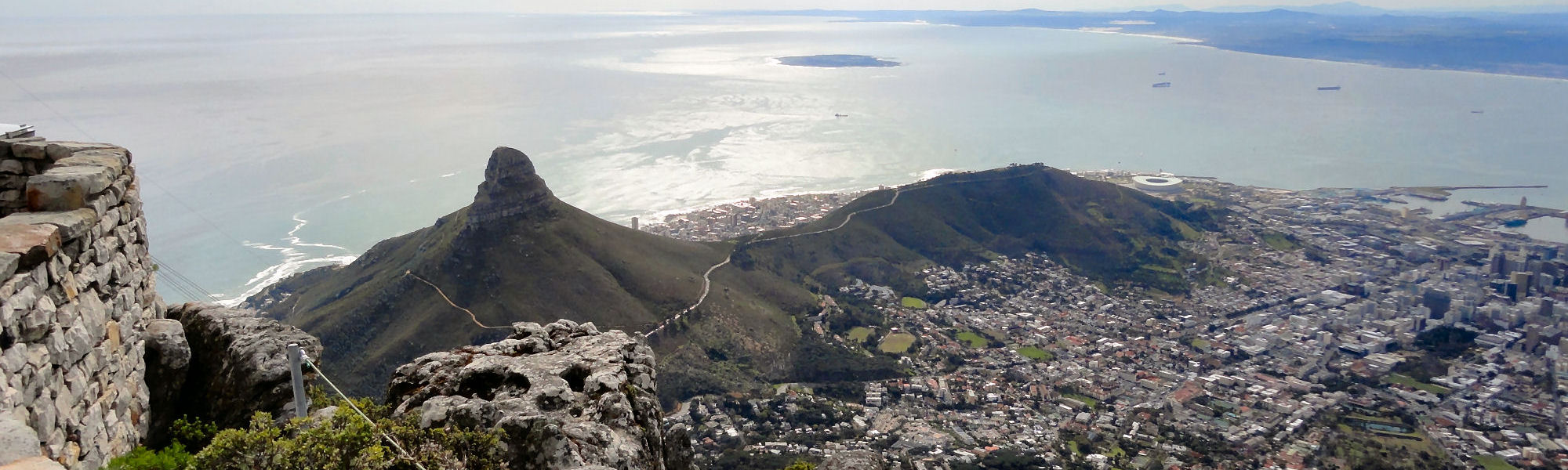 Table Mountain and City Cultural Tour