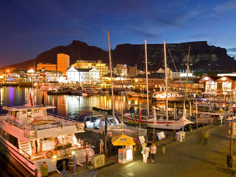 Cape Town Shopping and Entertainment
