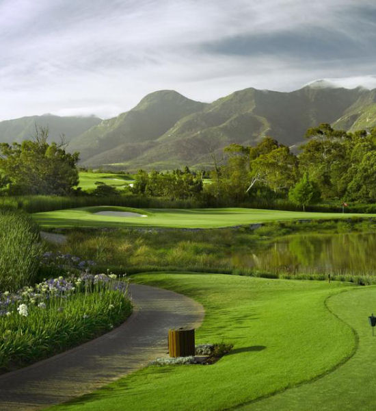 Tee off from Cape Town to the Garden Route